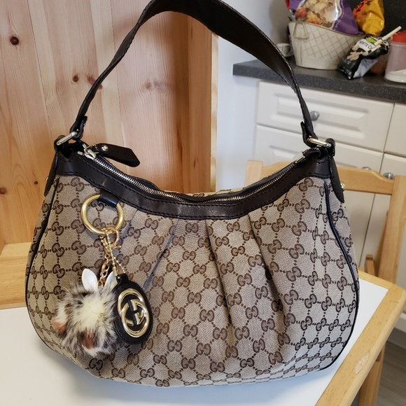 Gucci Handbags - GUCCI😍AUTHENTIC  SUKEY HOBO BAG